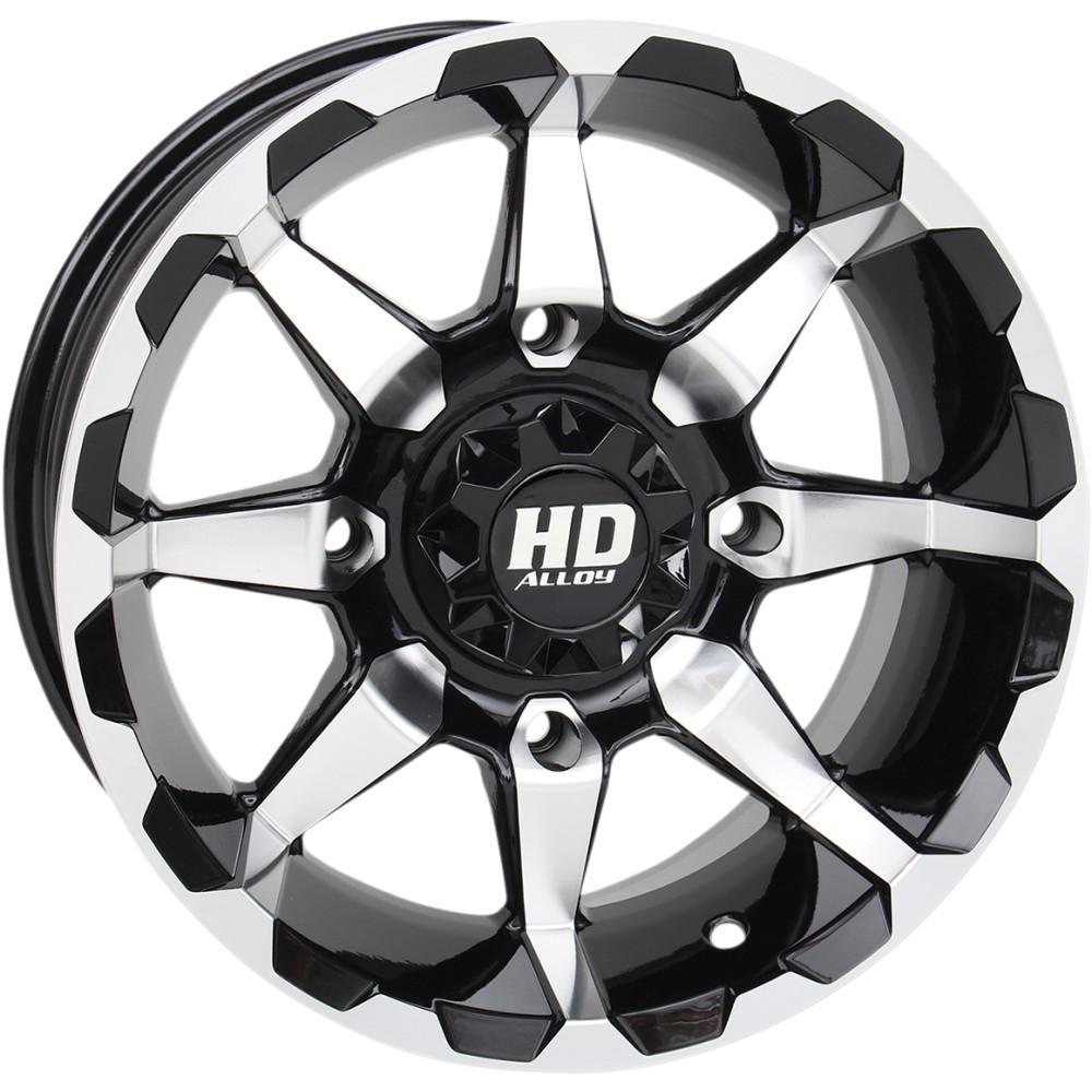 STI Wheel - HD6 - 14X7 - 4/137 - 5+2