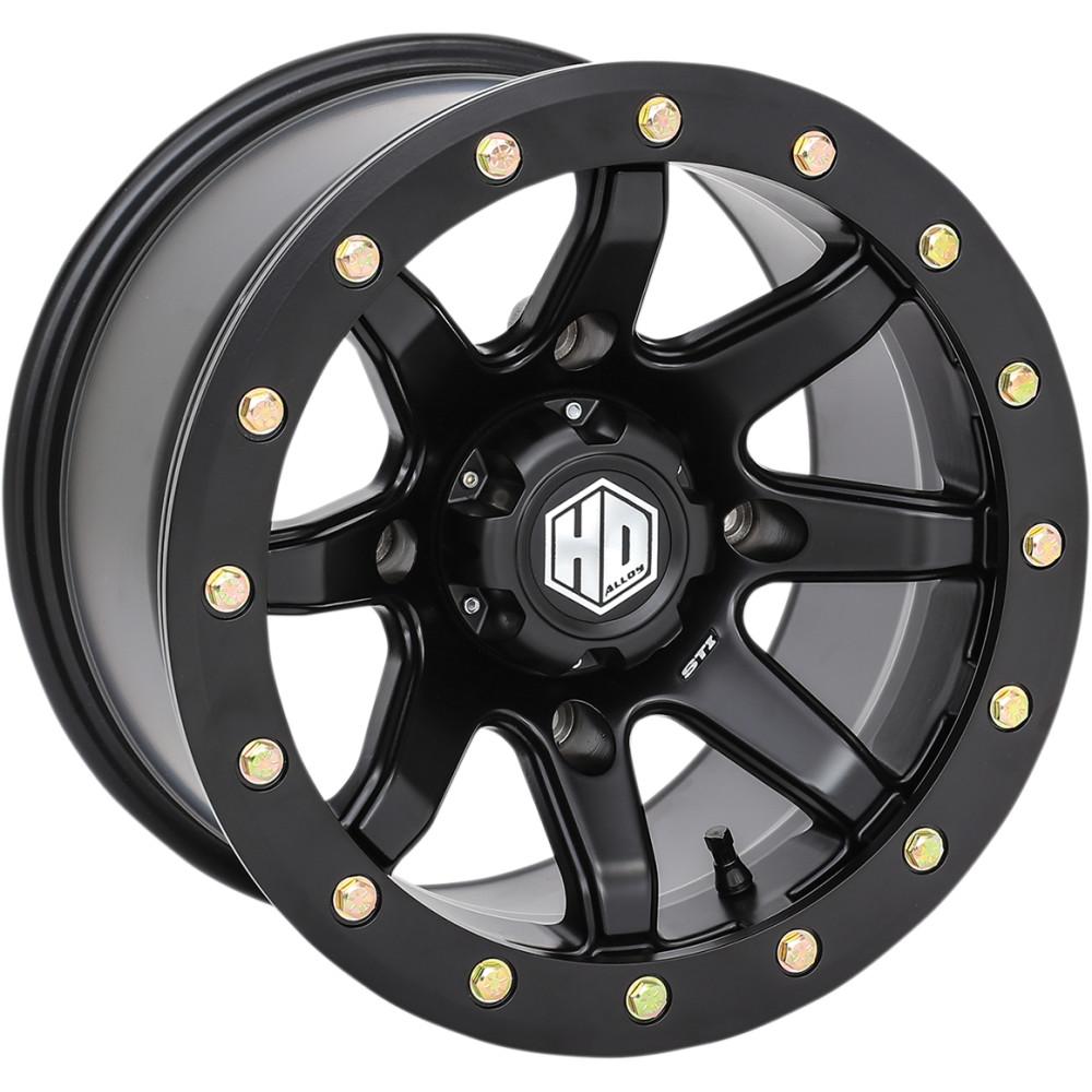 STI HD9 Comp Lock Wheel - 14X8 - 4/137 - 4+4