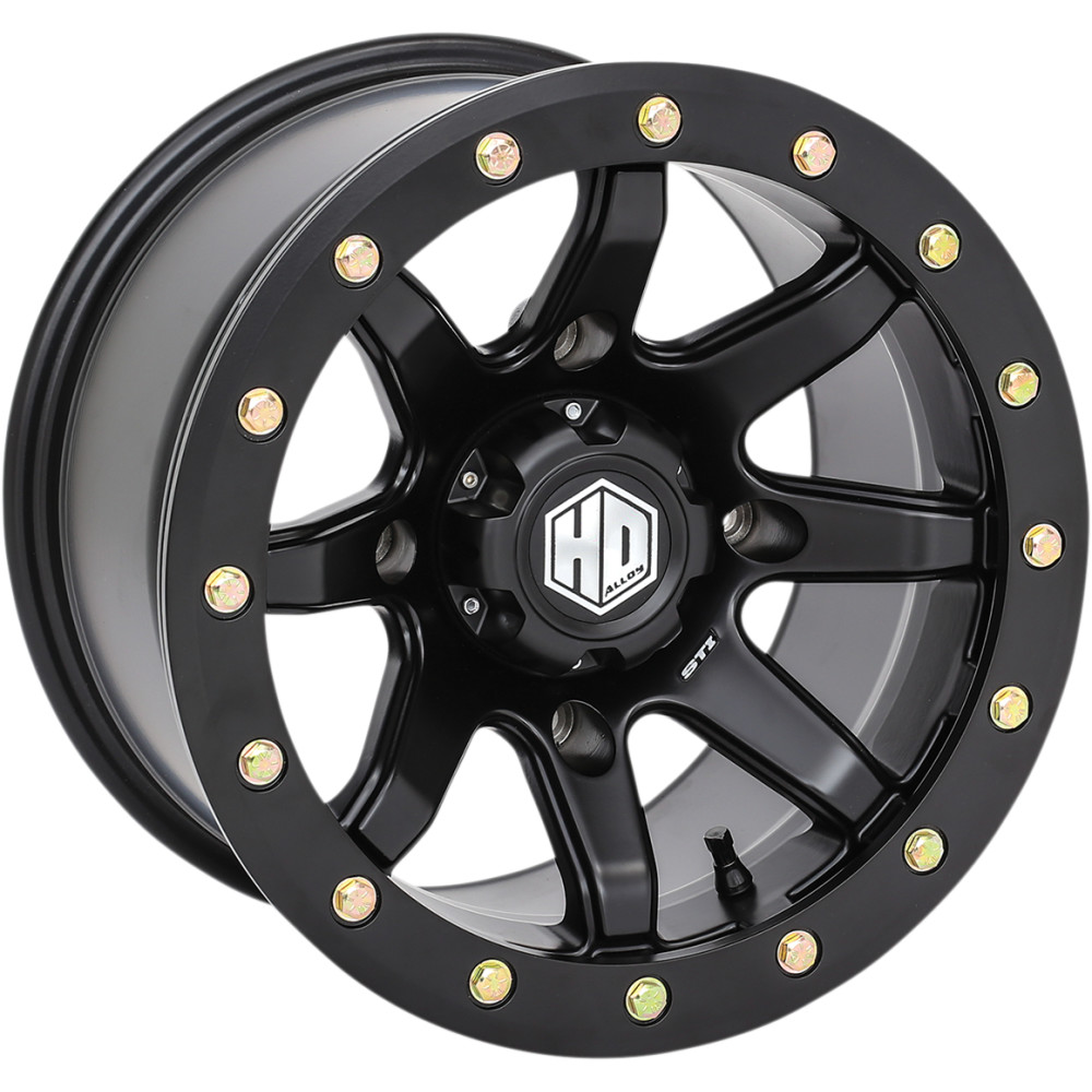 STI HD9 Comp Lock Wheel - 15X7 4/137 6+1