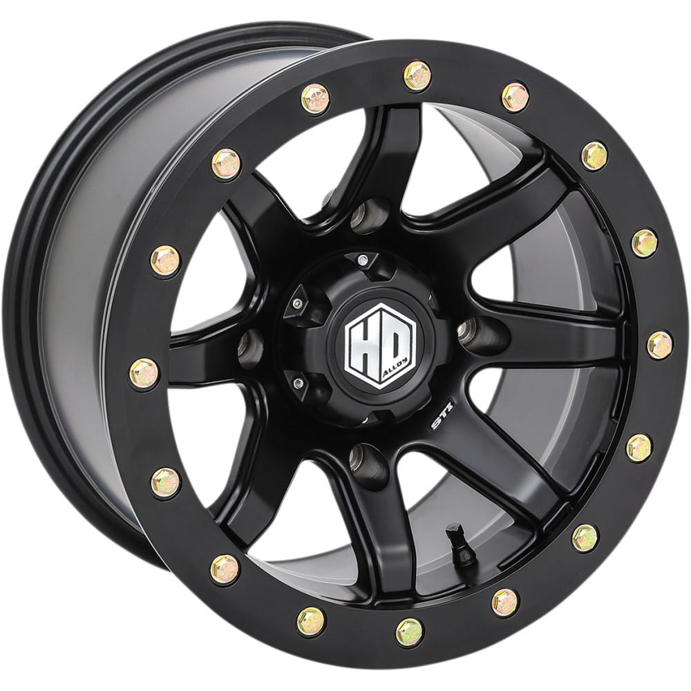 STI HD9 Comp Lock Wheel - 18X7 4/137 6+1