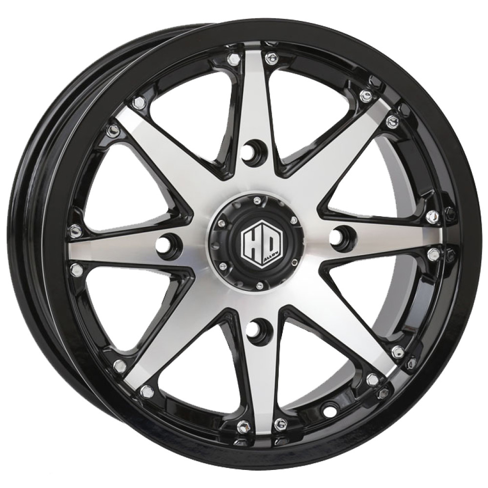 STI HD10 Wheel - 12X7 - 4/110 - 5+2