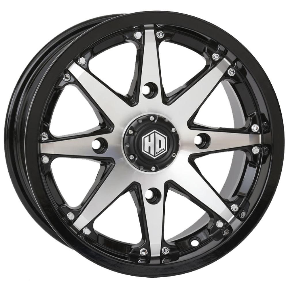 STI HD10 Wheel - 12X7 - 4/110 - 2+5