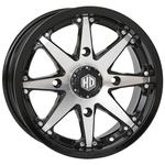 STI HD10 Wheel - 12X7 - 4/110 - 2+5