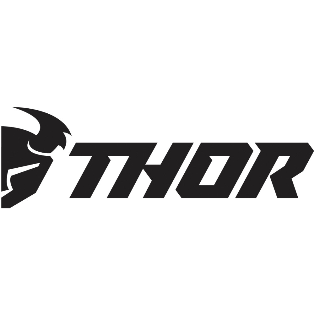 Thor Van/Trailer Decal (Black)