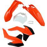 UFO Body Kit - Orange/White - EXC - '14-'16