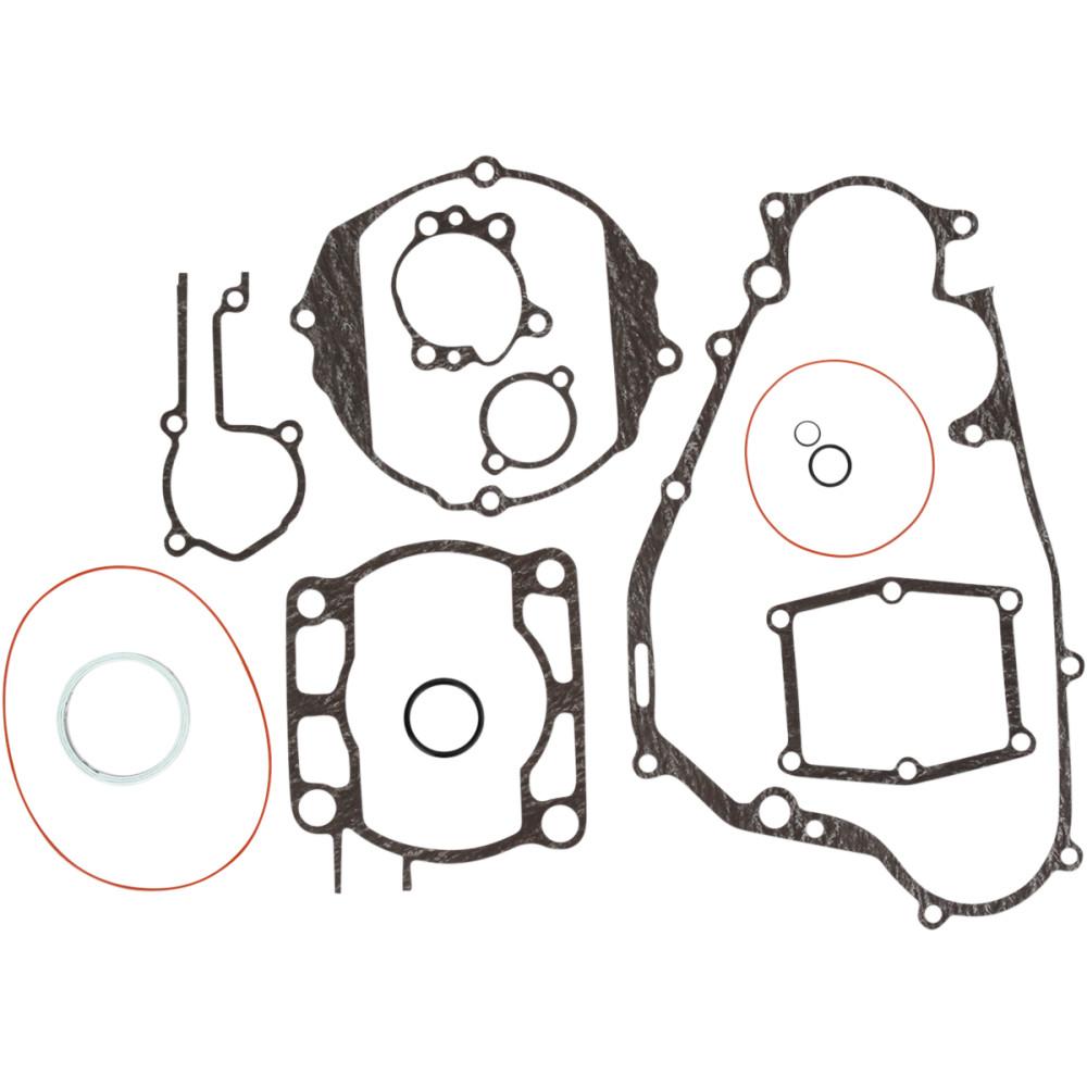 Vesrah Complete Gasket Kit YZ250