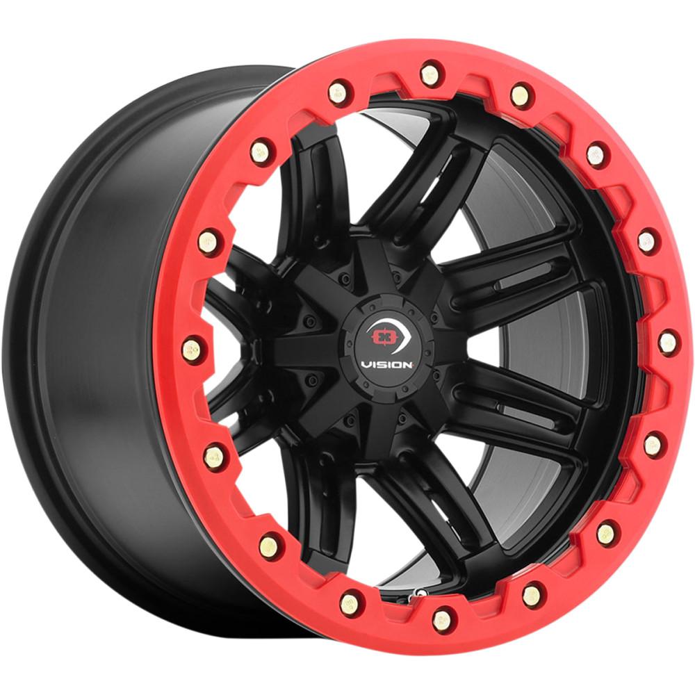 Vision Wheel Wheel - Standard Lip - 551 - 14X7 - 4/110 - 4+3