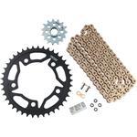 Vortex Chain Kit - Gold - Honda - CBR 500 '13-'18