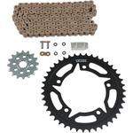 Vortex Chain Kit - Gold - Suzuki - GSX-R600 '06-'09