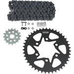 Vortex Chain Kit - Black - Kawasaki - ZX-6R '13-'18