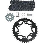 Vortex Chain Kit - Black - Suzuki - GSX-R600 '11-'18