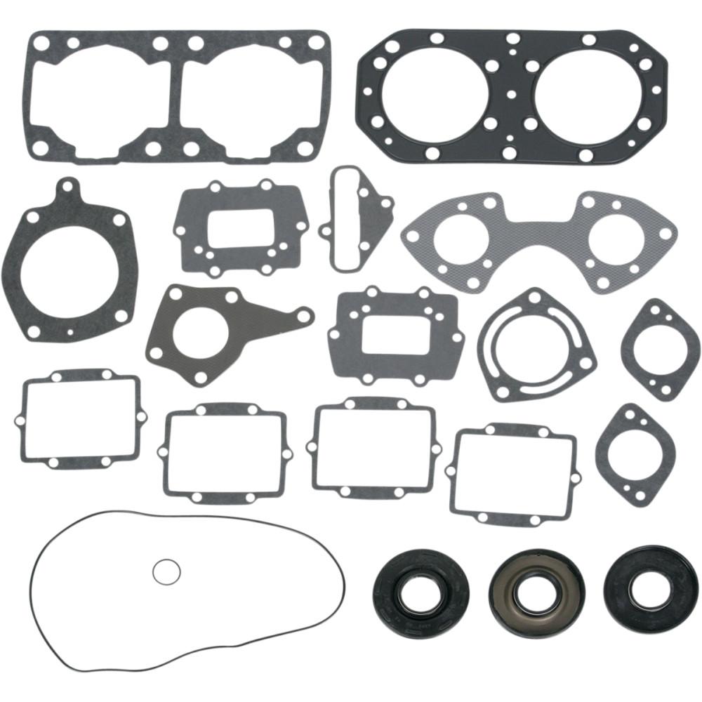 Winderosa Complete Gasket Kit with Seals K750