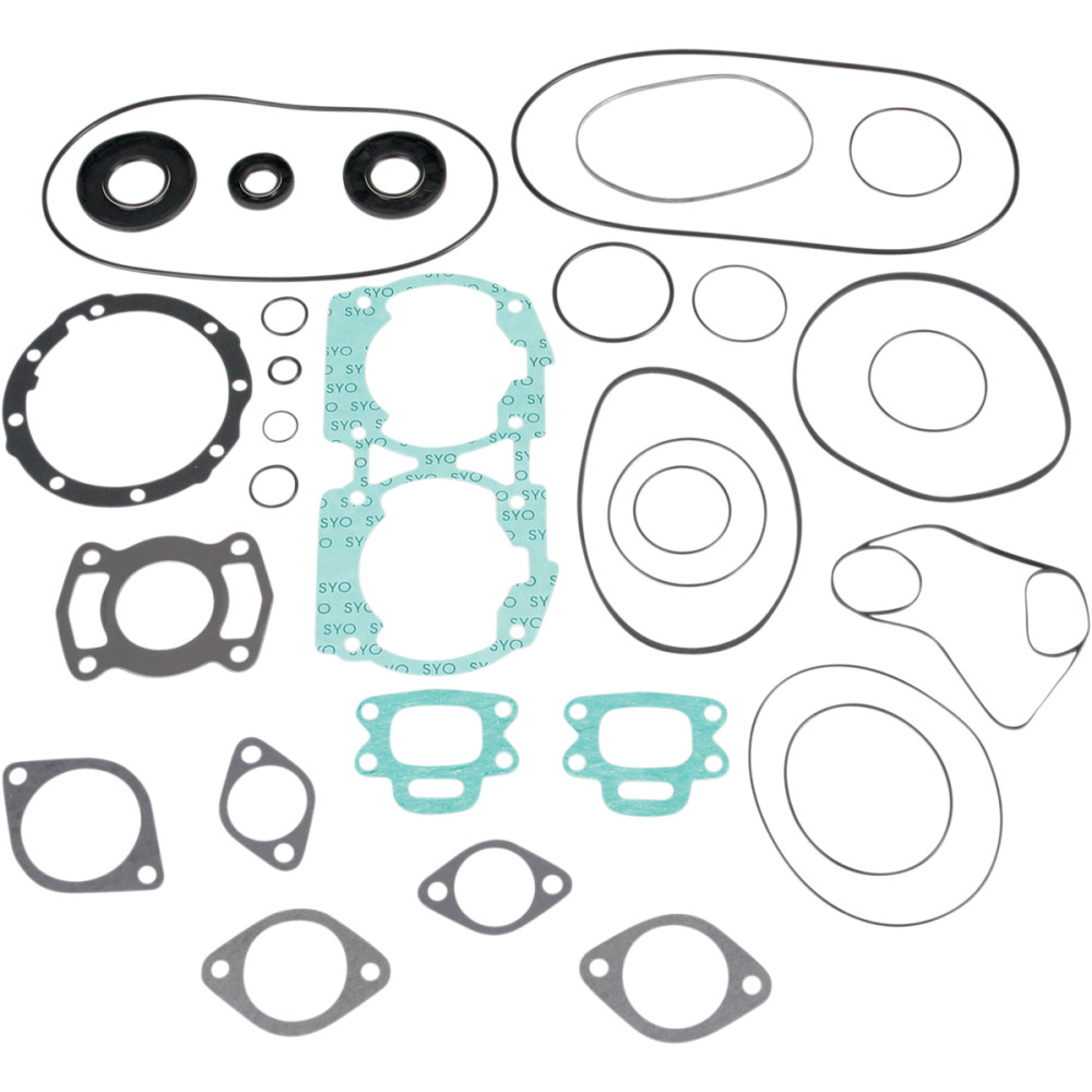 Winderosa Complete Gasket Kit with Seals S650