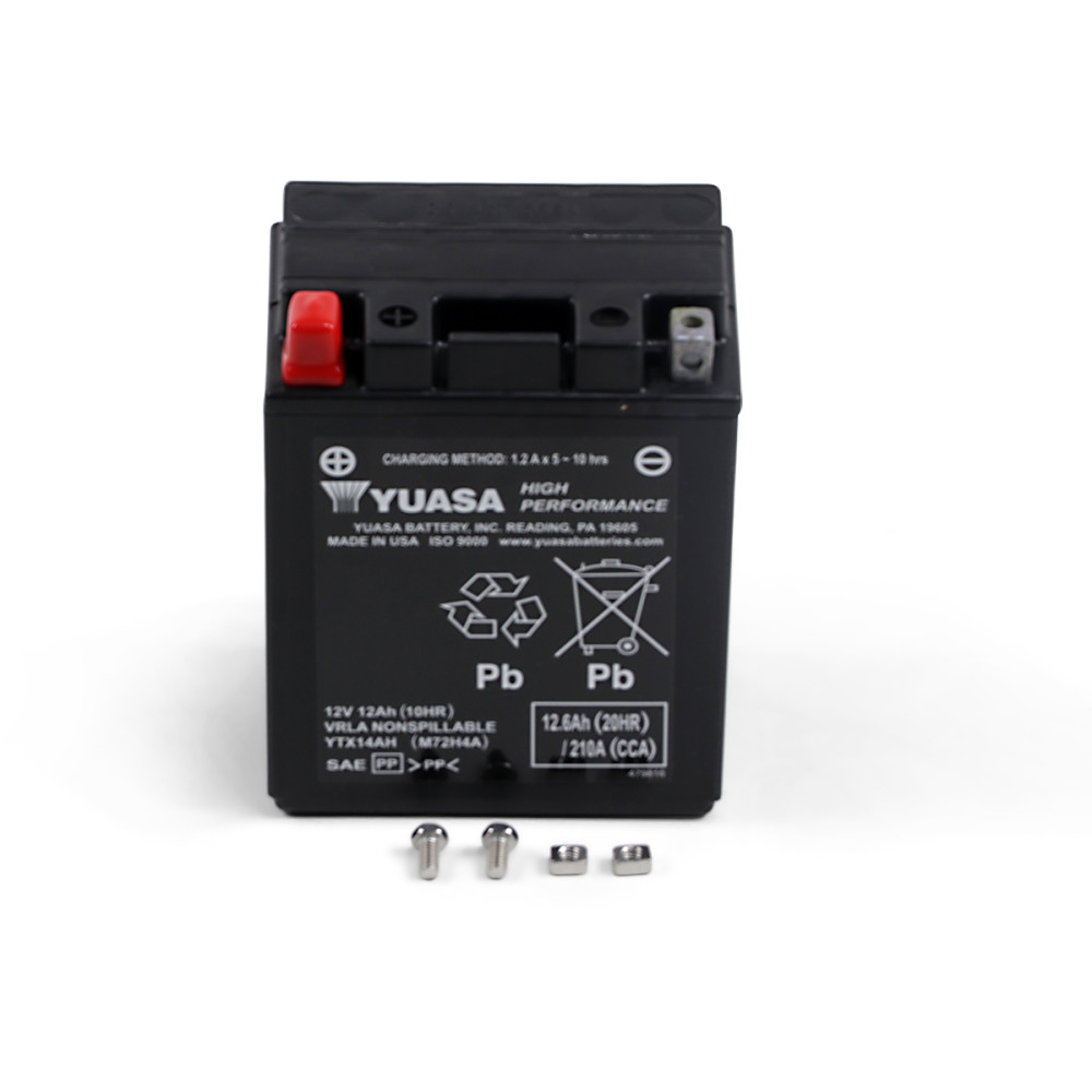 Yuasa AGM Battery - YTX14AH
