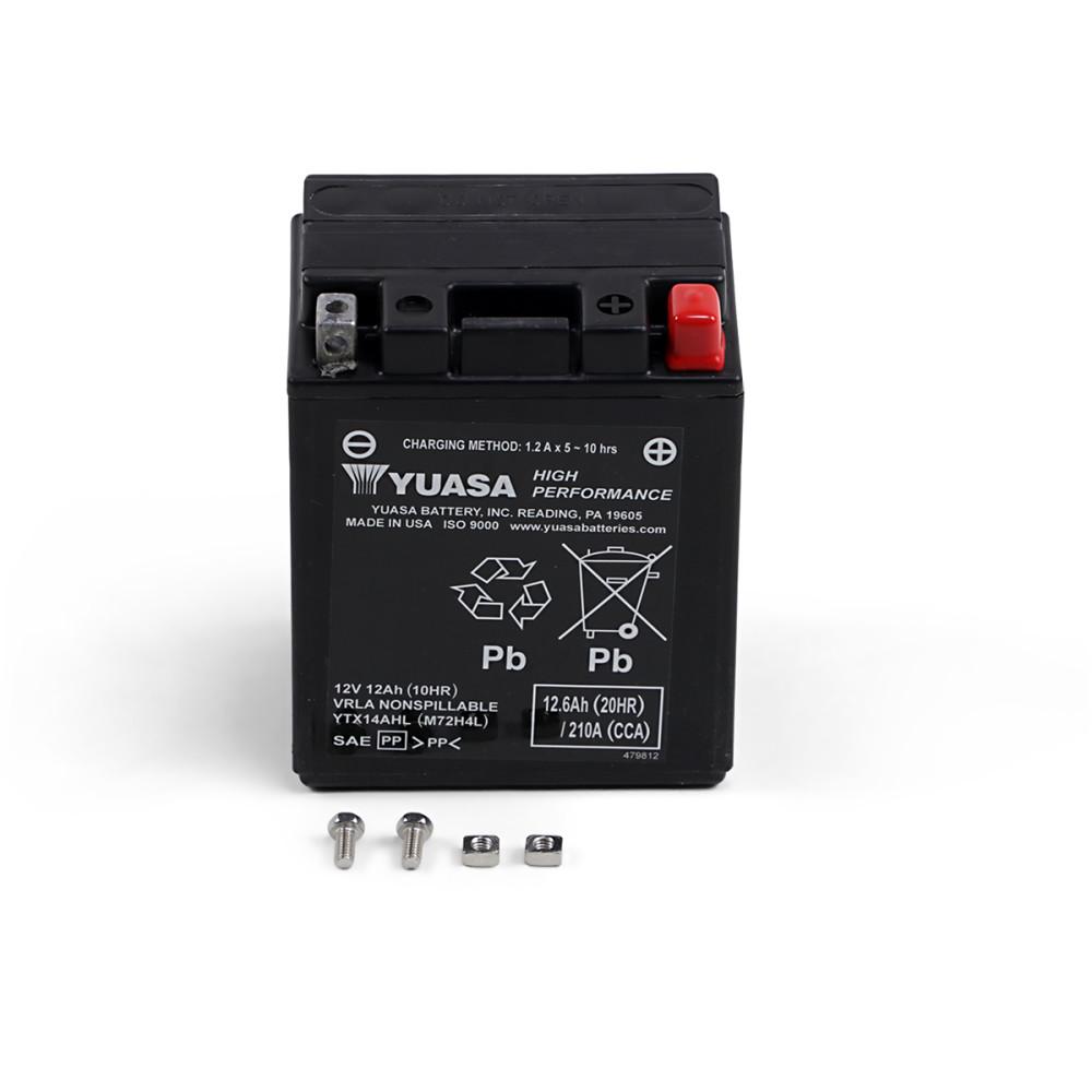 Yuasa AGM Battery - YTX14AHL