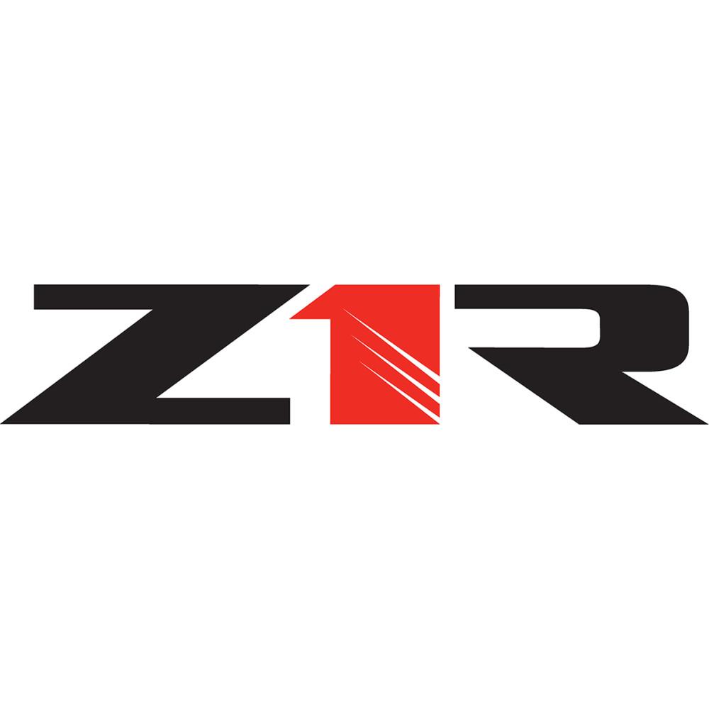 Z1R Z1R Decal - White - 24