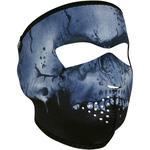 Zan Headgear Face Mask (Midnight Skull - Black / Blue)